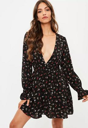 robe fleurs MG